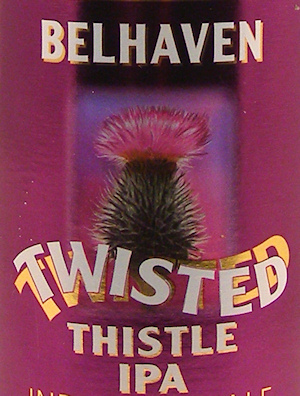 Belhaven Twisted Thistle India Pale Ale