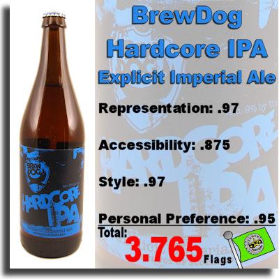 BrewDog Hardcore IPA