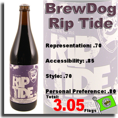 BrewDog Rip Tide Twisted Merciless Stout
