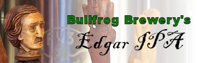 Bullfrog Brewery Edgar IPA
