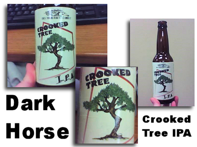 Dark Horse Crooked