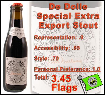 De Dolle Special Extra Export Stout