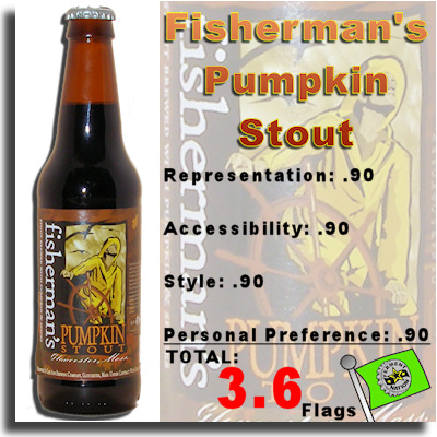 Fishermans Pumpkin Stout
