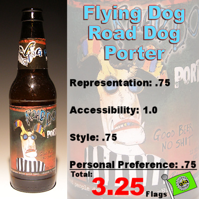 Flying Dog Road Dog Porter