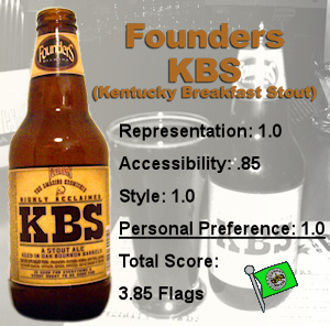 Founders KBS - Kentucky Breakfast Stout