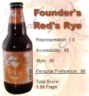 Founder's Red Rye