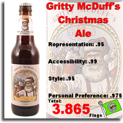 Gritty McDuff Christmas Ale