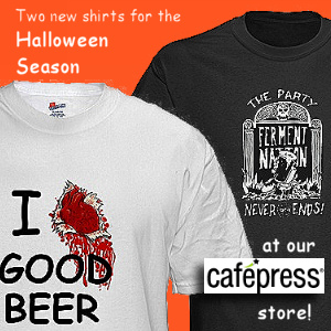 Ferment Nation Shop Halloween Shirts