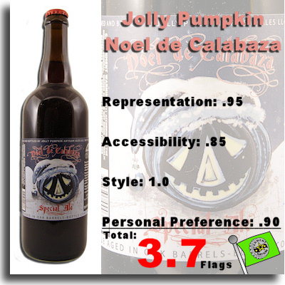 Jolly Pumpkin Noel de Calabaza