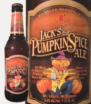 Michelob Jack's Pumpkin
