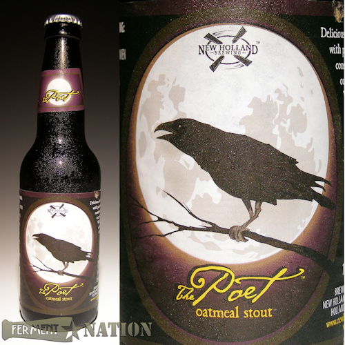 New Holland Poet Oatmeal Stout