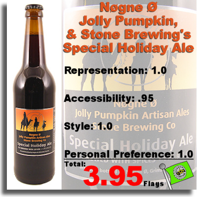 Nogne O Jolly Pumpkin Stone Special Holiday Ale