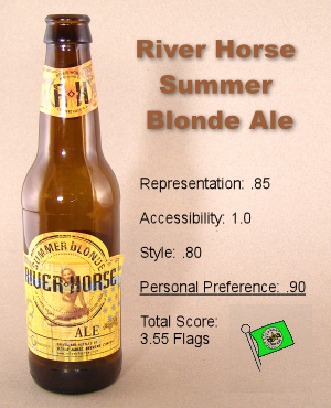 Ferment Nation Beer Blog River Horse Summer Blonde
