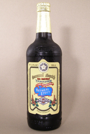 Samuel Smith's Tadcaster Oatmeal Stout
