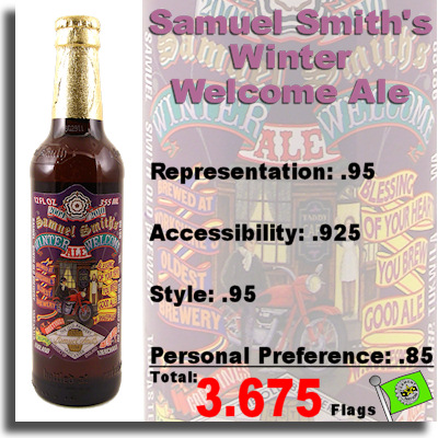 Samuel Smith Winter Welcome