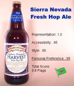 Sierra Nevada Fresh Hop Ale