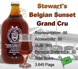 Stewarts Belgian Sunset Grand Cru