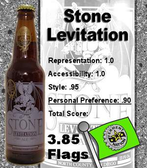 Stone Brewing Company Levitation