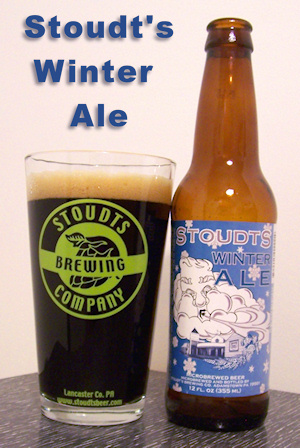 Stoudt's Winter Ale