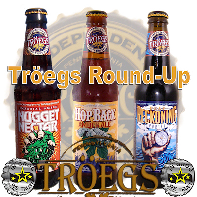 Troegs Beer Reviews