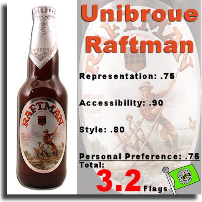 Unibroue Raftman