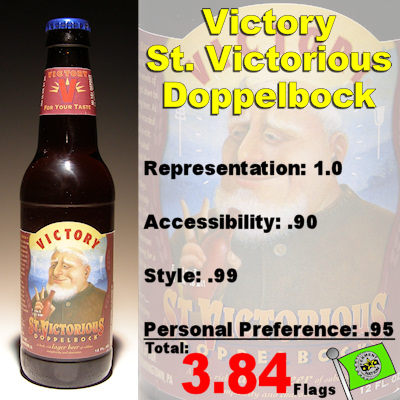 Victory St Victorious Doppelbock