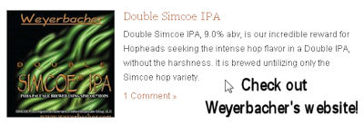 Weyerbacher Website