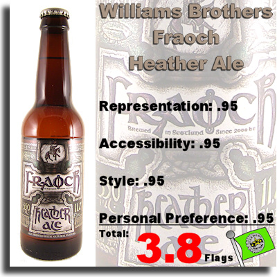 Williams Brothers Fraoch Heather Ale
