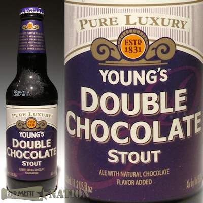 wells young s double chocolate stout chocolate malt
